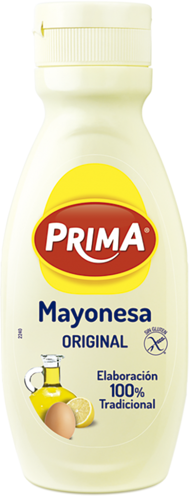 PRIMA Mayonesa Original