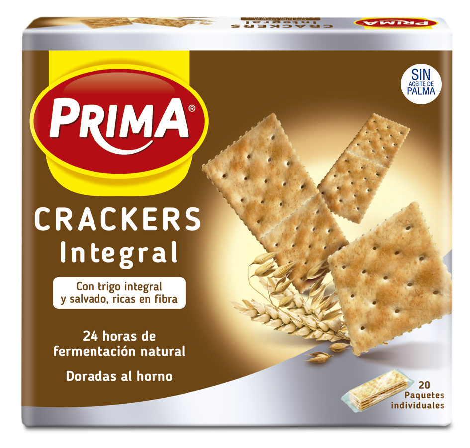 PRIMA Crackers Integral